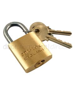 STA-LOK Brass Padlock 38mm