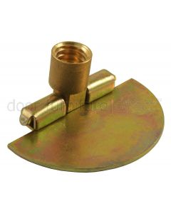 Bailey Metal Drop Scraper for Drains