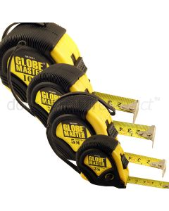 Globemaster Tape Measure