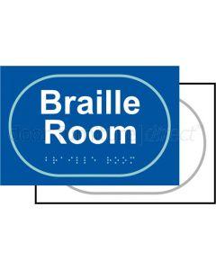 Taktyle Sign Braille Room