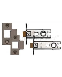 York Tubular Mortice Latch Matt Bronze