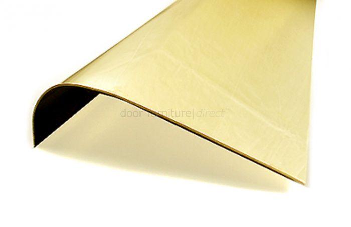 Brass Bull Nose Threshold Plate