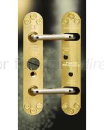 Perko Powermatic Brass Door Closer