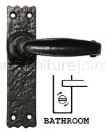 Antique Bathroom Door Handles 152x38 2439