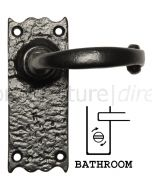 Antique Bathroom Door Handles 127x50 2488