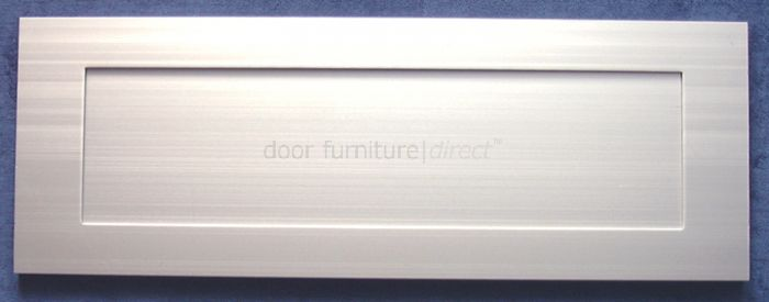 Inward Opening Letter Plate SAA 14x5in (355x125mm)