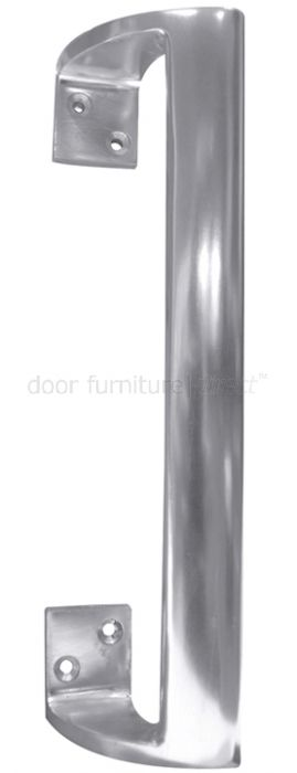 SAA Cranked Pull Handle 9in (225mm)