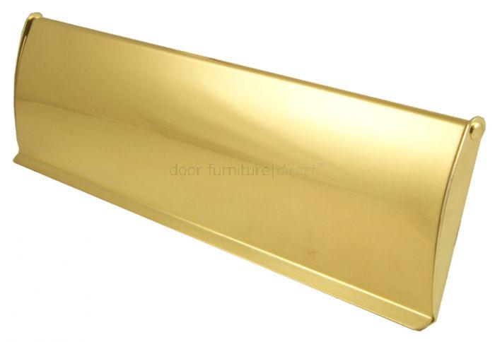 Brass Letter Tidy 280 x 76mm