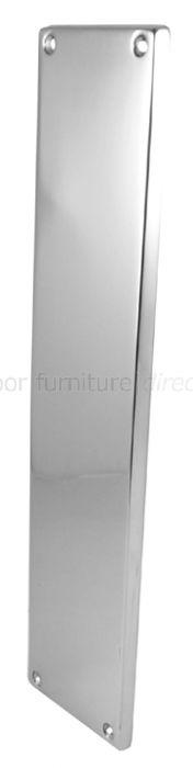 Chrome Finger Plate 300x69mm