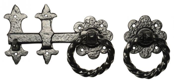 Antique Gate Latch 254mm 1249