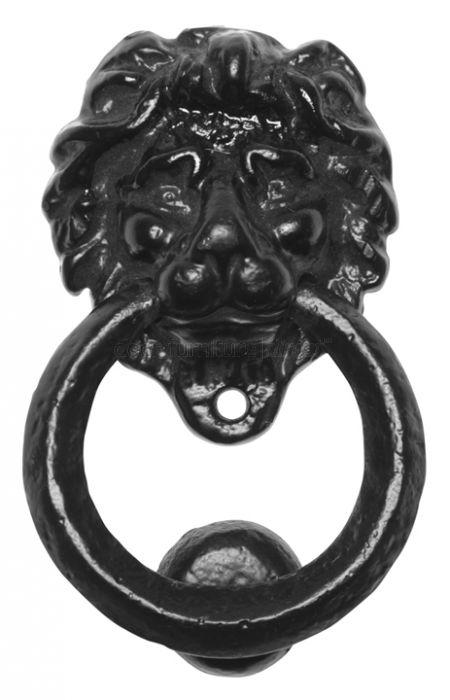 Antique Lion Head Door Knocker 2630