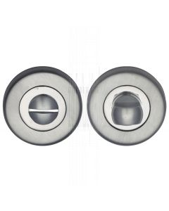 Dual Finish Chrome Snib and Emergency Release 53mm