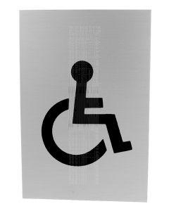 SAA Disabled Indicator International