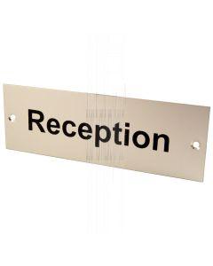 SAA Nameplate RECEPTION