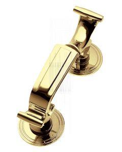 Brass Doctor Knocker 203x64mm