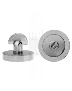 Pewter Finish WC Turn and Release 50mm