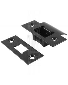 Square Plates for Tubular Latches