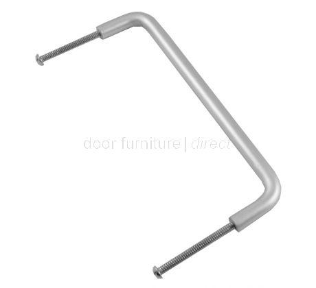 Aluminium D Handle 6x3/8in