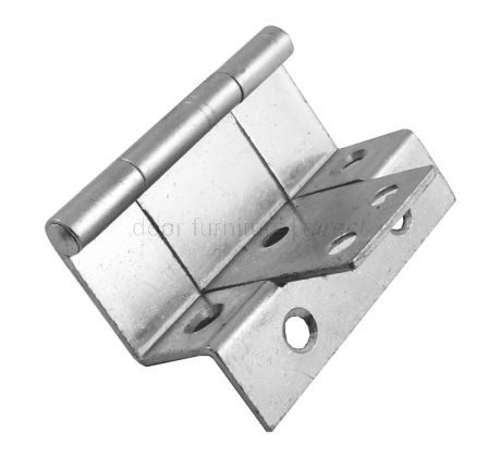 Cranked Cabinet Hinges Zinc Plated In Pairs