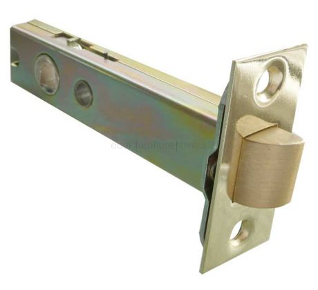 Double Sprung Mortice Latch 150mm Dual Finish