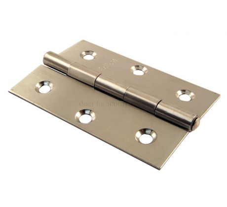 Stainless Butt Hinges 3x2in (76x51mm) in Pairs