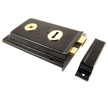Rim Lock 6x4in (152x100mm)