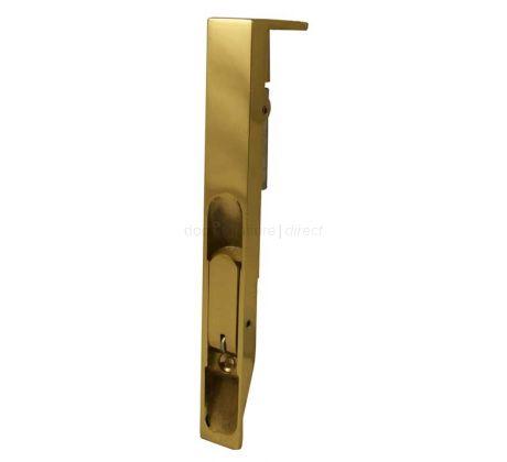 Brass Flush Bolt 152 x 19mm