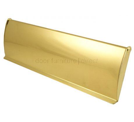 Brass Letter Tidy 355 x 127mm