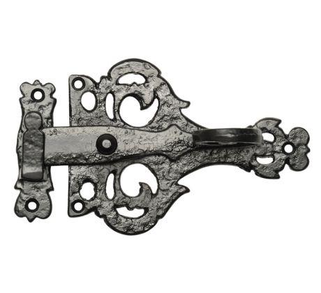 Antique Casement Fastener Hook Plate 1027HP