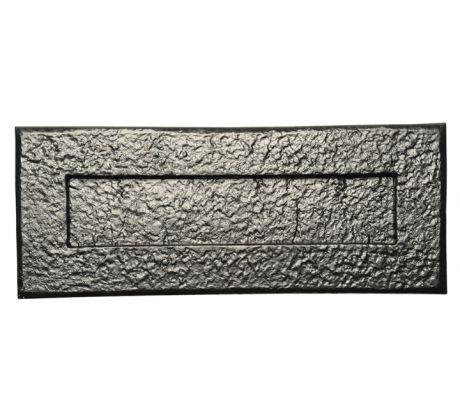 Antique Letter Plate 195x73mm 1083