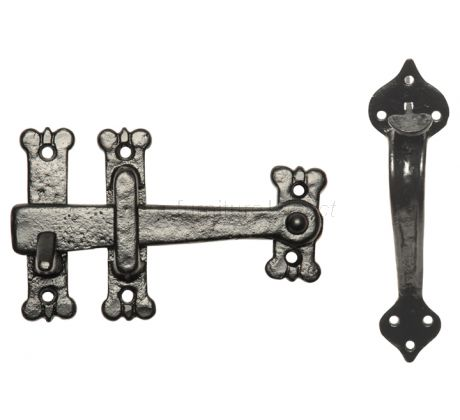 Antique Thumb Latch 152mm 3623