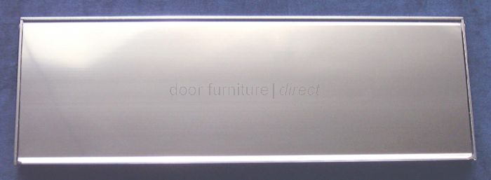 Outward Opening Letter Plate PAA 14x5in (355x125mm)
