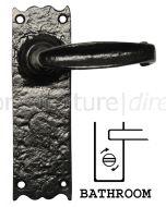 Antique Bathroom Door Handles 152x47 2454