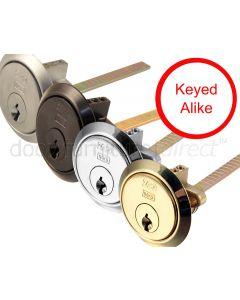 5 Pin Rim Cylinder Keyed Alike
