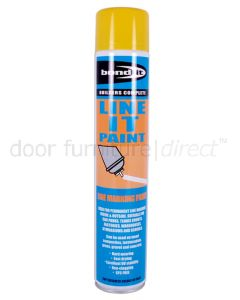 Linemarker Paint Yellow 750ml