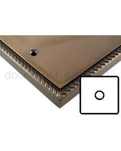 Heritage Contractor Range BZG971 Georgian Bronze Low Volt Dimmer 400VA