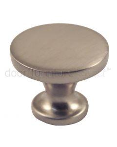 Classic Cupboard Knob 38mm Satin Nickel
