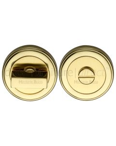Polished Brass Turn and Release 53mm