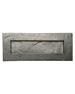 Black Iron Letter Plate 1911