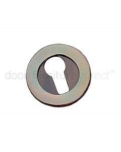 Real Bronze EURO Escutcheon 51mm