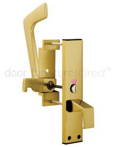 Facility Indicator Bolt Gold Anodised Aluminium