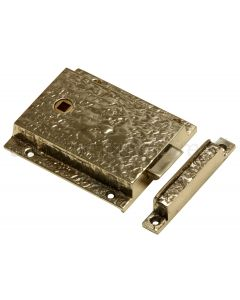 Antique Style Brass Rim Latch 1204