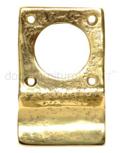 Antique Style Brass Cylinder Pull 89x51mm 1485