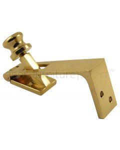 Brass Counter Flap Catch