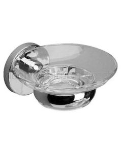 Lilly Chrome Soap Dish