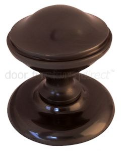 Imitation Bronze Centre Door Knob 66mm