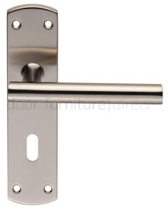 Steelworx Stainless Steel T-Bar Lever Lock Set