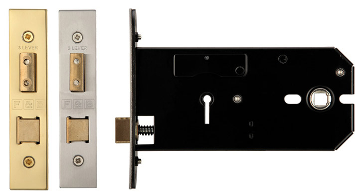 Stockists of 3 Lever Horizontal Mortice Lock
