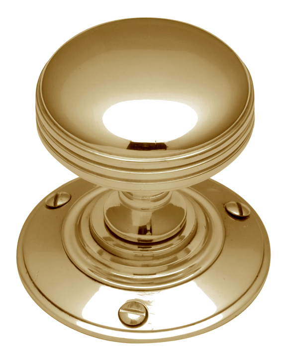 Image of Heritage RHM988 Brass Richmond Interior Door Knobs