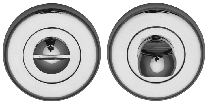 Sorrento SC0195 Chrome Concealed Thumbturn and Release 53mm